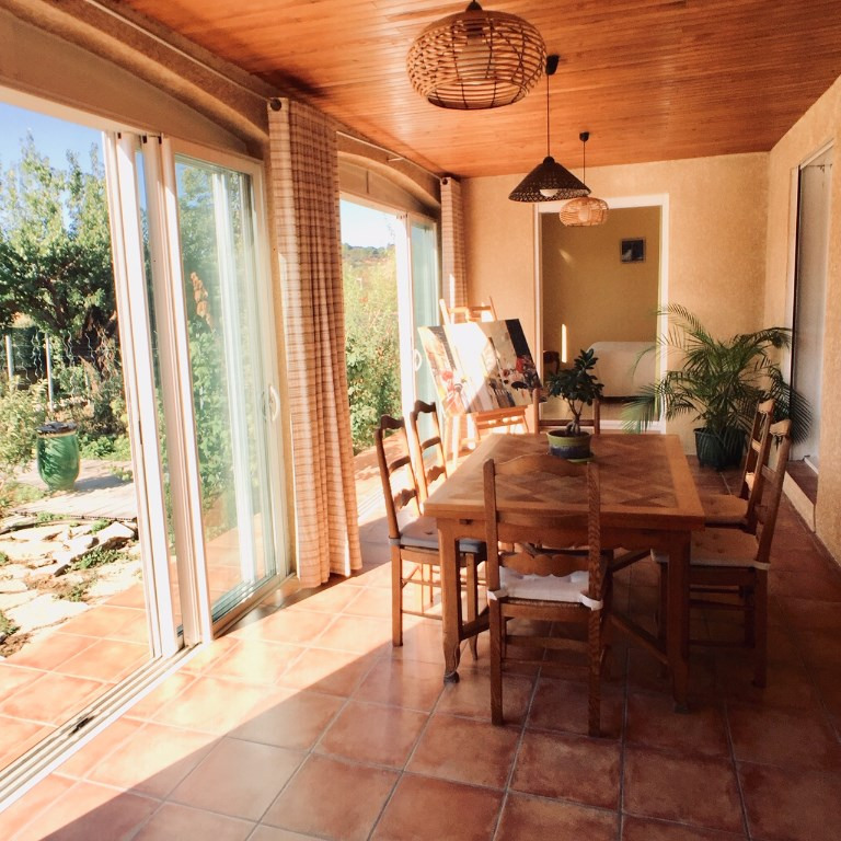 Vente maison / villa Pezenas 418000€ - Photo 9