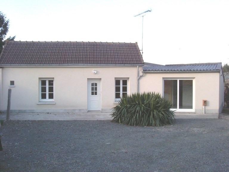 Location maison / villa Carentan 495€ CC - Photo 1