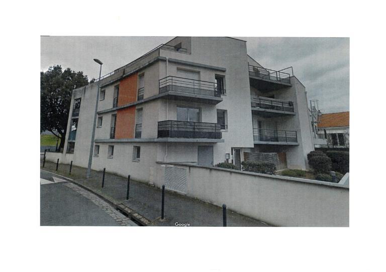 Alquiler  apartamento Nantes 445€ CC - Fotografía 1