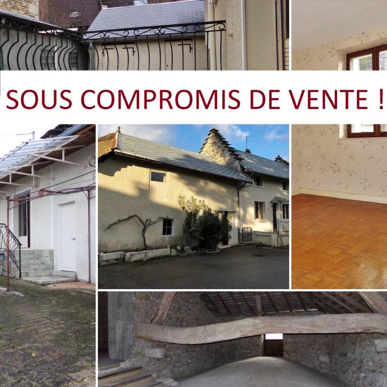Vente maison / villa Contrevoz 128000€ - Photo 1