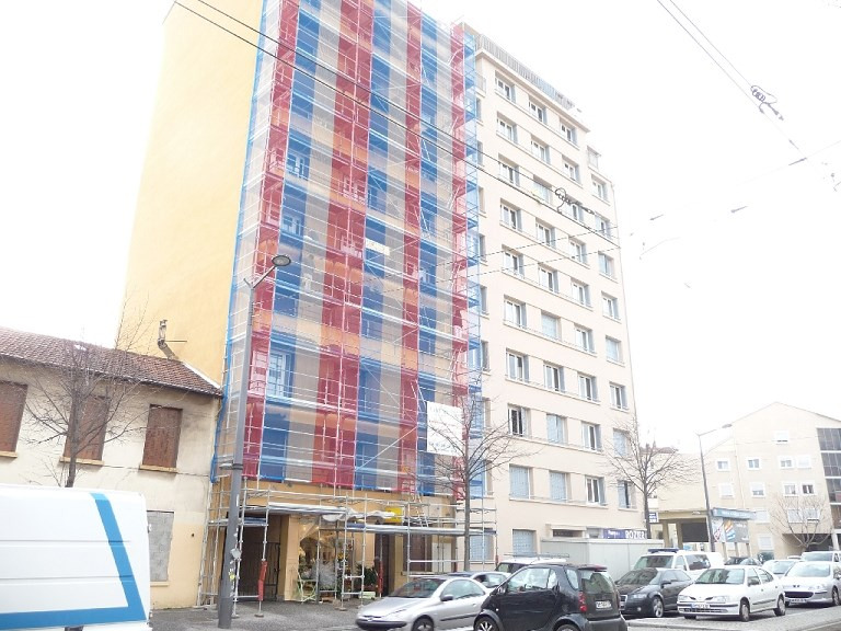 Verhuren  appartement Lyon 8ème 865€ CC - Foto 2
