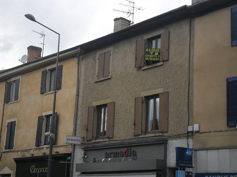 Locação apartamento Craponne 610€ CC - Fotografia 7