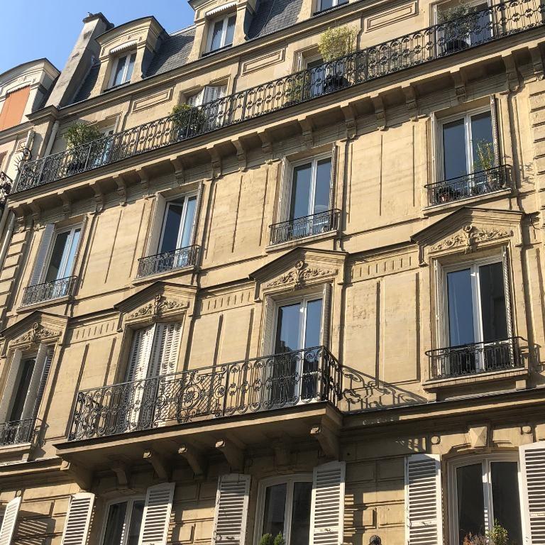 Vente appartement Levallois perret 469000€ - Photo 2