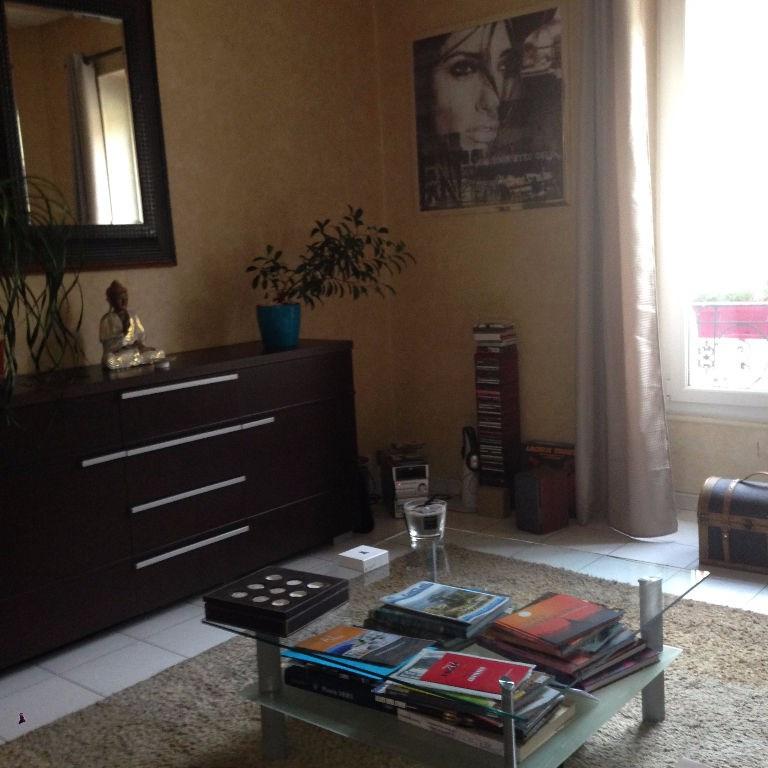 Rental apartment Nice 635€ CC - Picture 1