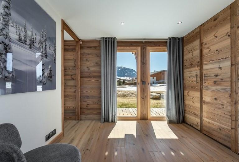 Vente de prestige maison / villa Megeve 2150000€ - Photo 10