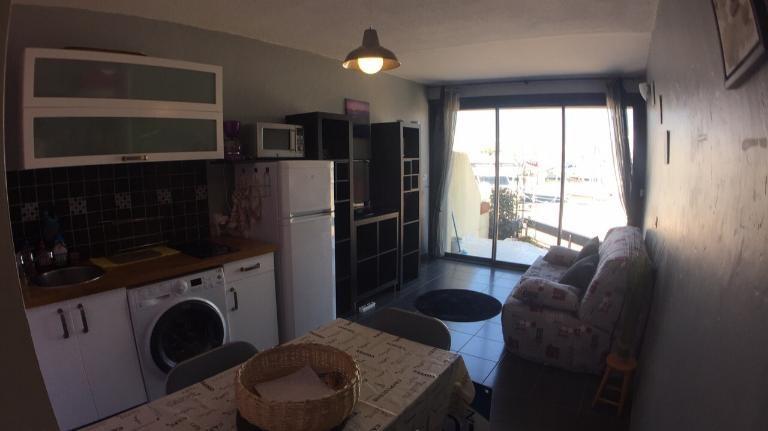 Rental apartment Carnon plage 500€ CC - Picture 3