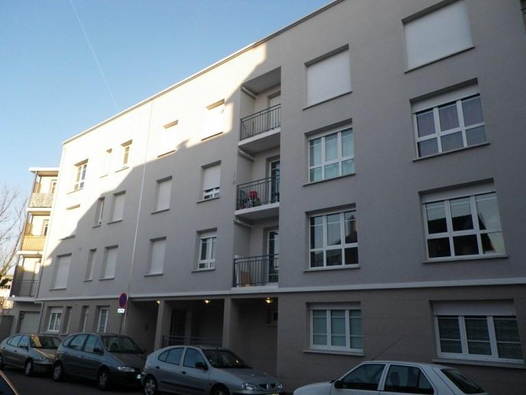 Rental apartment Villeurbanne 724€ CC - Picture 1
