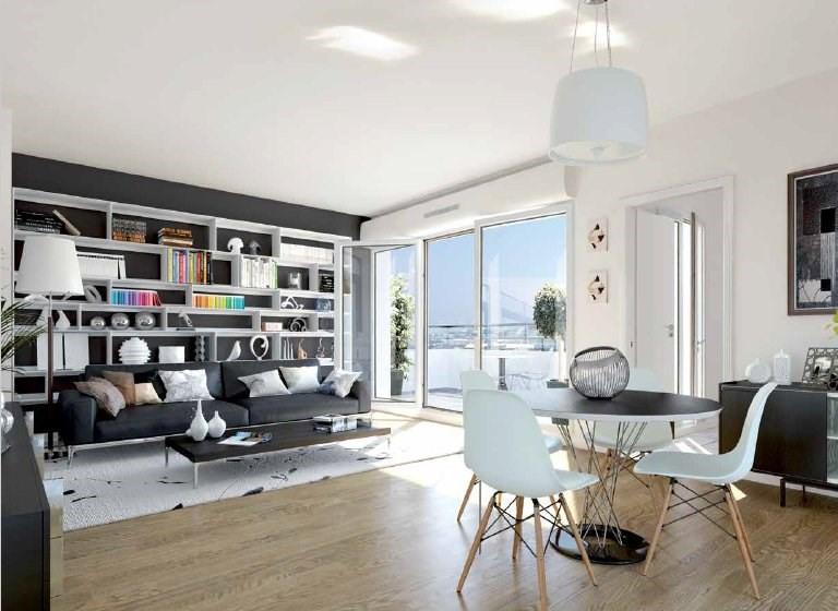 Sale apartment Noisy-le-grand 188000€ - Picture 1
