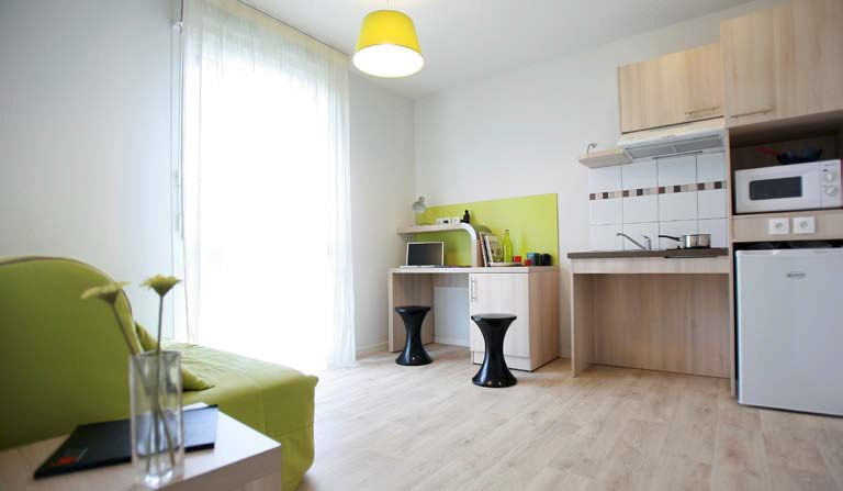 Investment property apartment Villeurbanne 85 037€ - Picture 2