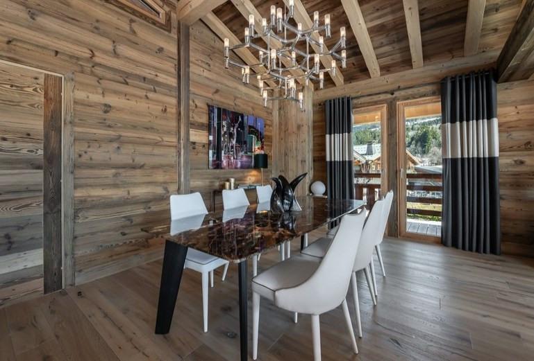 Vente de prestige maison / villa Megeve 2150000€ - Photo 4