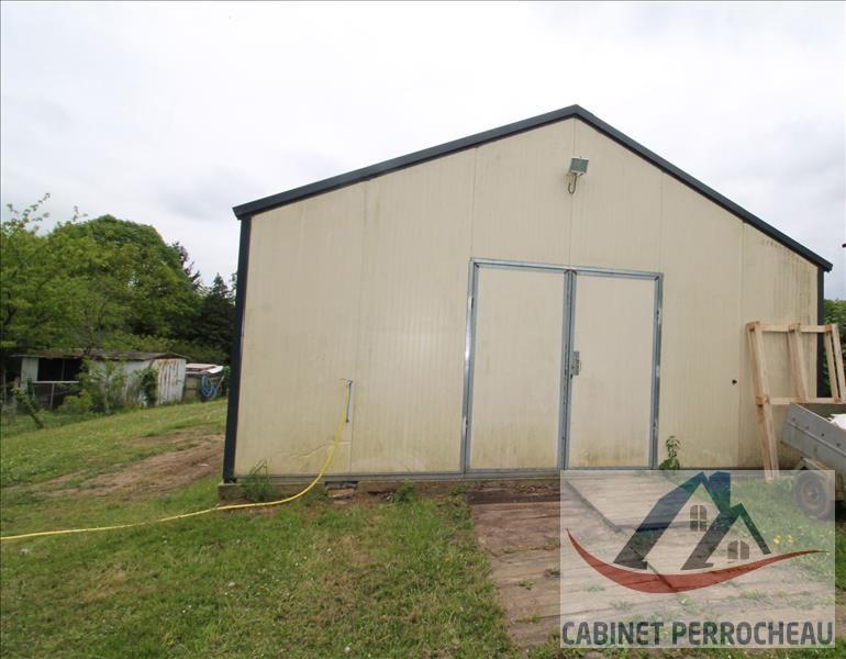 Sale house / villa La chartre sur le loir 111500€ - Picture 9