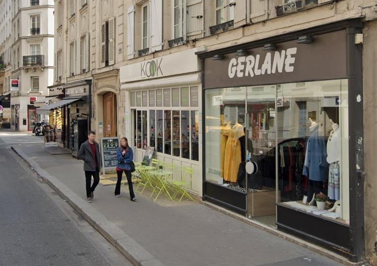 Rental shop Paris 6ème 3500€ HT/HC - Picture 2
