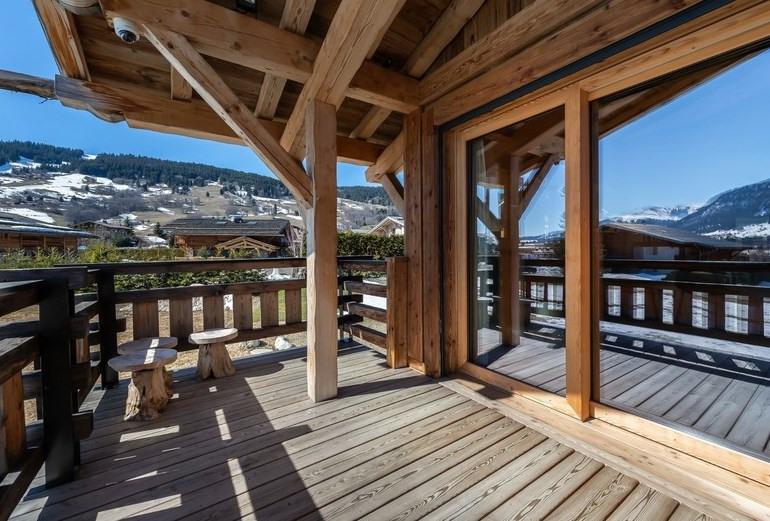 Vente de prestige maison / villa Megeve 2150000€ - Photo 2
