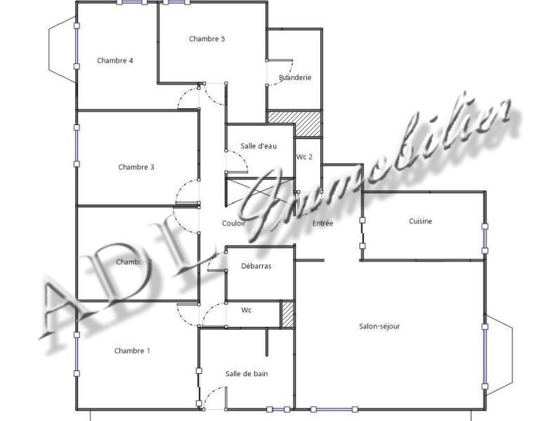 Sale apartment Coye la foret 432000€ - Picture 11