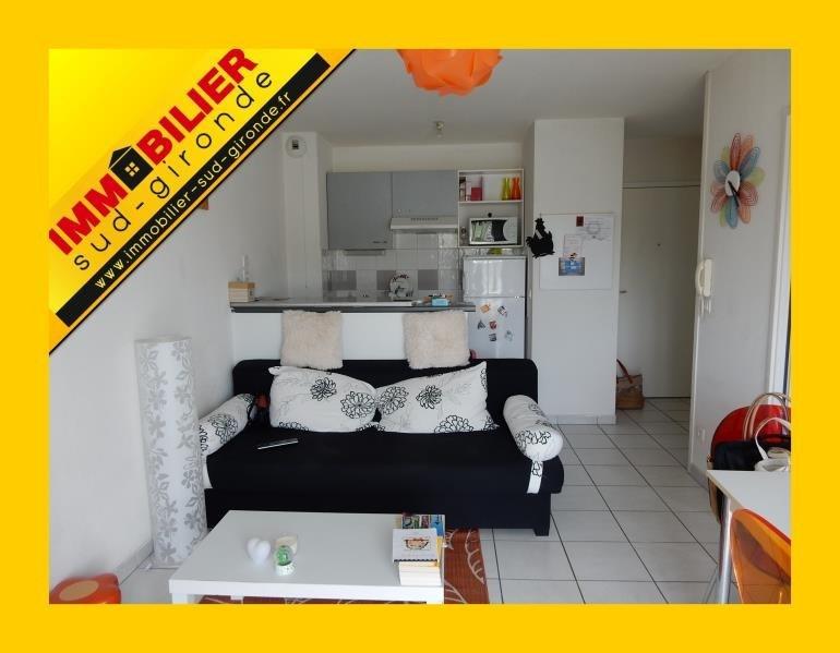 Sale apartment Langon 76300€ - Picture 1
