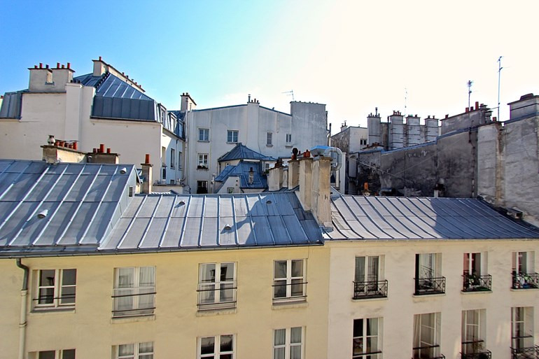 Sale apartment Paris 1er 435000€ - Picture 5