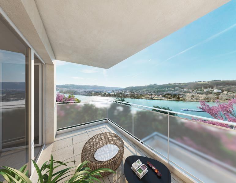 Vente appartement Vienne 210000€ - Photo 2