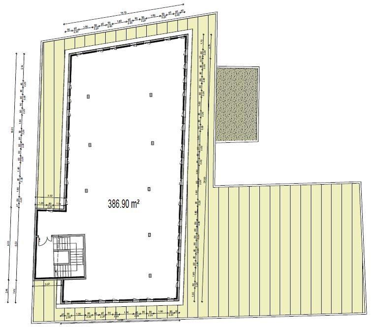 Venta  oficinas La garde 870500€ - Fotografía 3