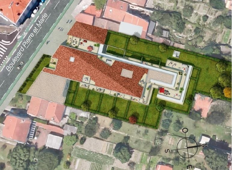 Vente appartement Toulouse 262000€ - Photo 3