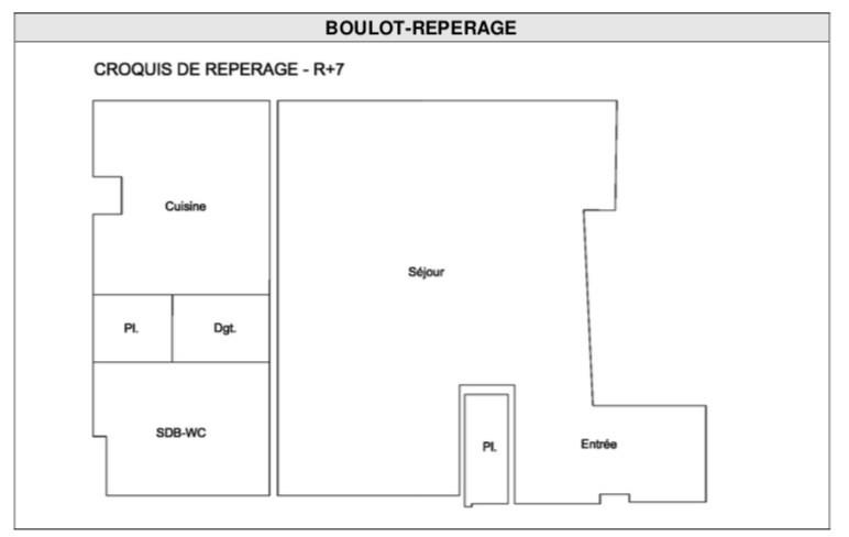 Location appartement Paris 15ème 850€ CC - Photo 3