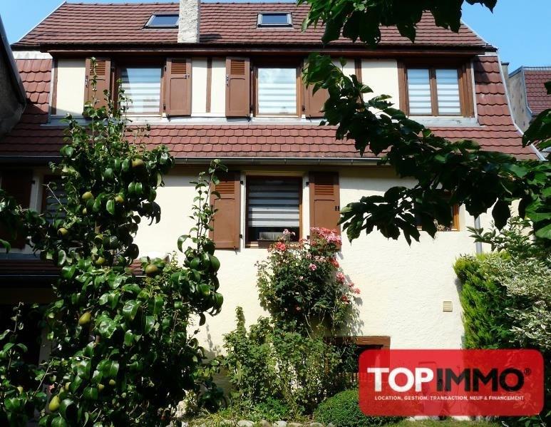 Sale house / villa Thann 162000€ - Picture 1