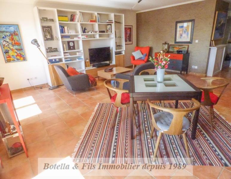 Vendita appartamento Uzes 372000€ - Fotografia 1