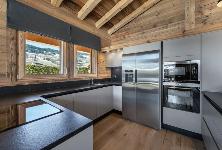 Vente de prestige maison / villa Megeve 2150000€ - Photo 6