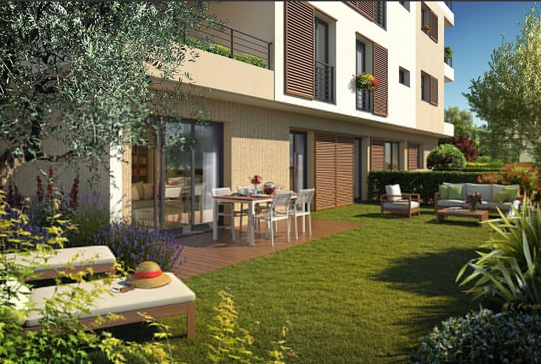 Vente appartement Antibes 464 000€ - Photo 1