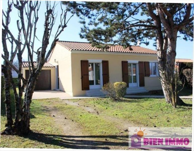 Vente maison / villa Saint sulpice de royan 168800€ - Photo 2