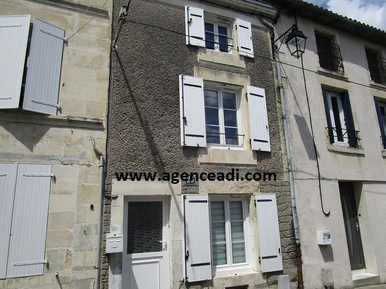 Vente maison / villa St maixent l ecole 70200€ - Photo 1