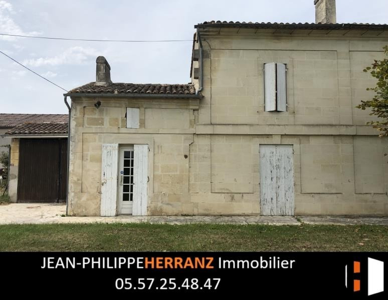 Vente maison / villa Genissac 125 000€ - Photo 1