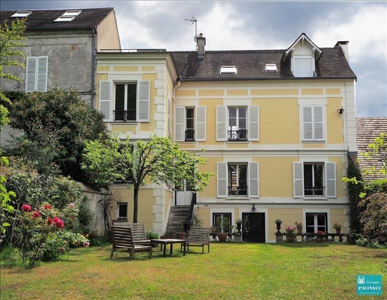 Vente de prestige maison / villa Verrieres le buisson 1190000€ - Photo 1
