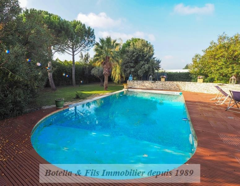 Verkoop van prestige  huis Bagnols sur ceze 490000€ - Foto 15