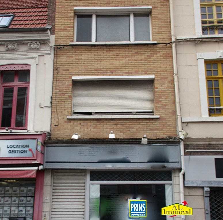 Vente immeuble Aire sur la lys 146 000€ - Photo 1