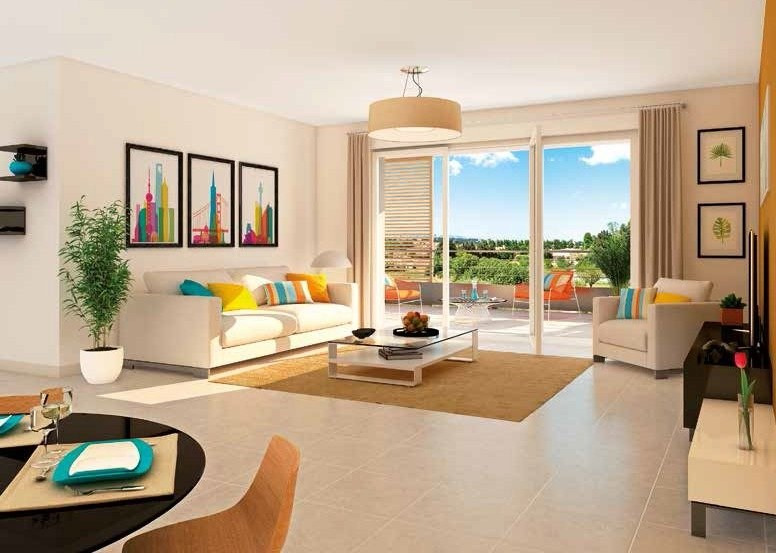 Vente appartement Toulouse 238000€ - Photo 1