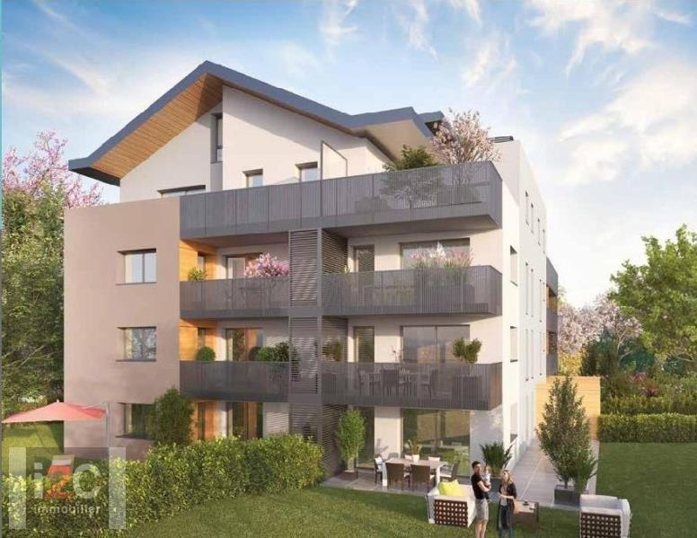 Venta  apartamento Divonne les bains 886000€ - Fotografía 1