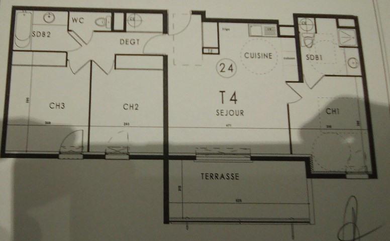 Vente appartement Marseille 210000€ - Photo 9