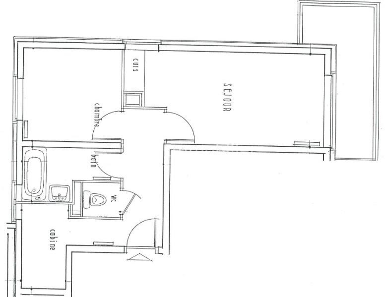 Vente appartement Chamonix mont blanc 325000€ - Photo 3
