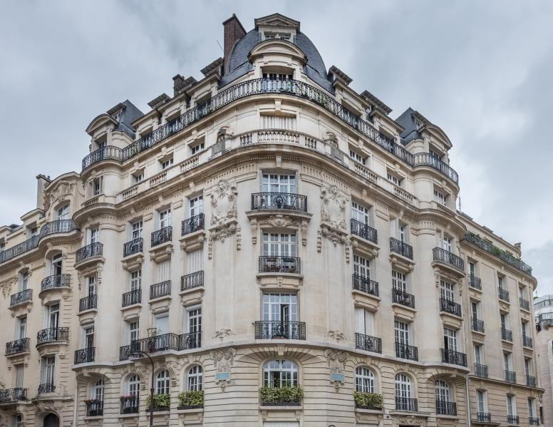 Vente de prestige appartement Paris 16ème 2277500€ - Photo 1