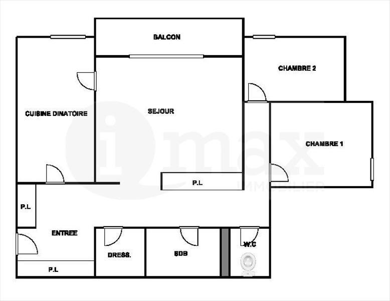 Sale apartment Levallois perret 620000€ - Picture 6
