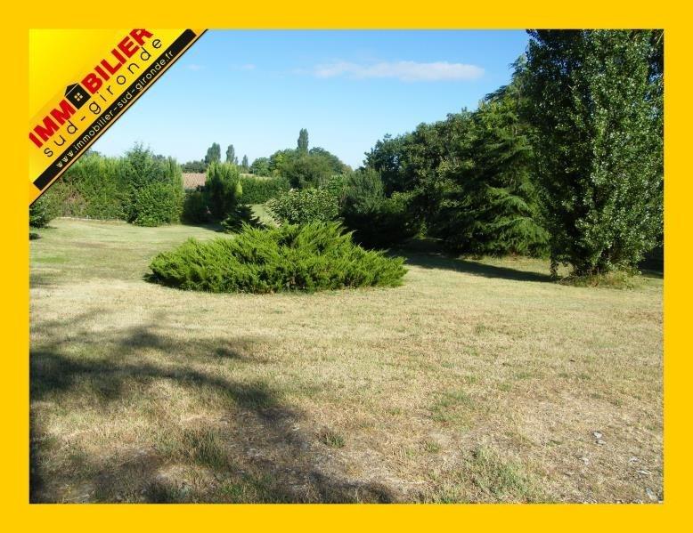 Vendita terreno Langon 69800€ - Fotografia 1