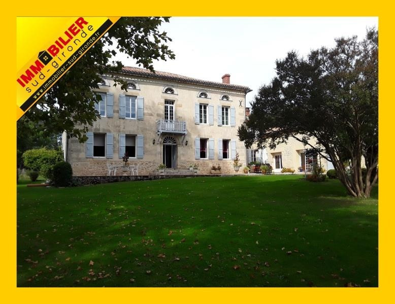 Deluxe sale house / villa Bazas 680 600€ - Picture 1