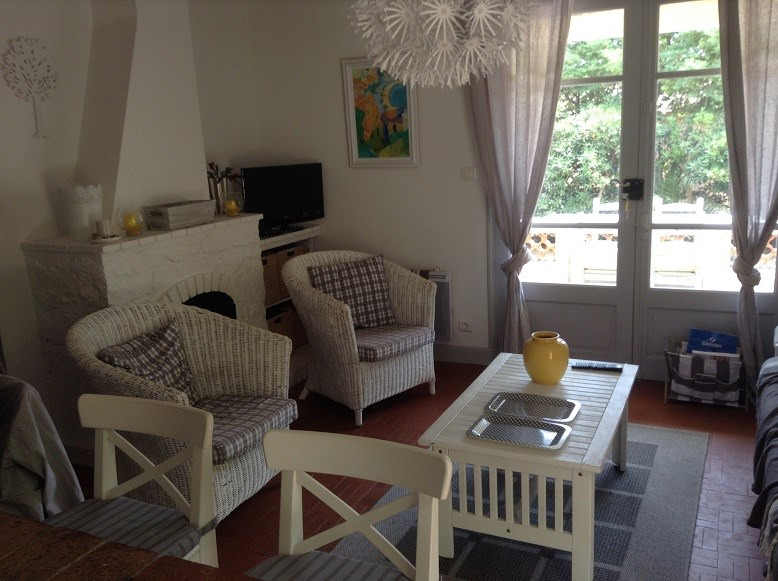 Location vacances maison / villa Les issambres 760€ - Photo 1