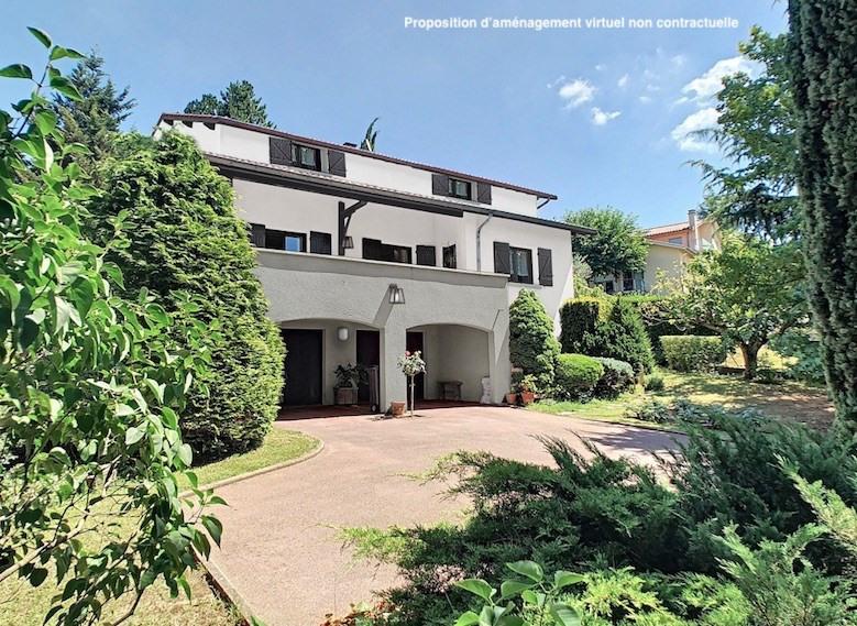 Sale house / villa Sainte-foy-lès-lyon 680000€ - Picture 1