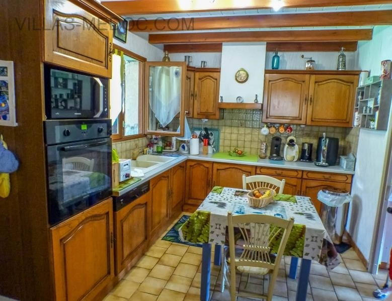 Vente maison / villa Jau dignac et loirac 158000€ - Photo 8