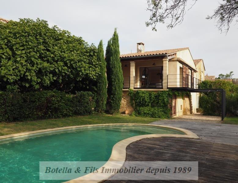 Verkoop  huis Uzes 450000€ - Foto 11