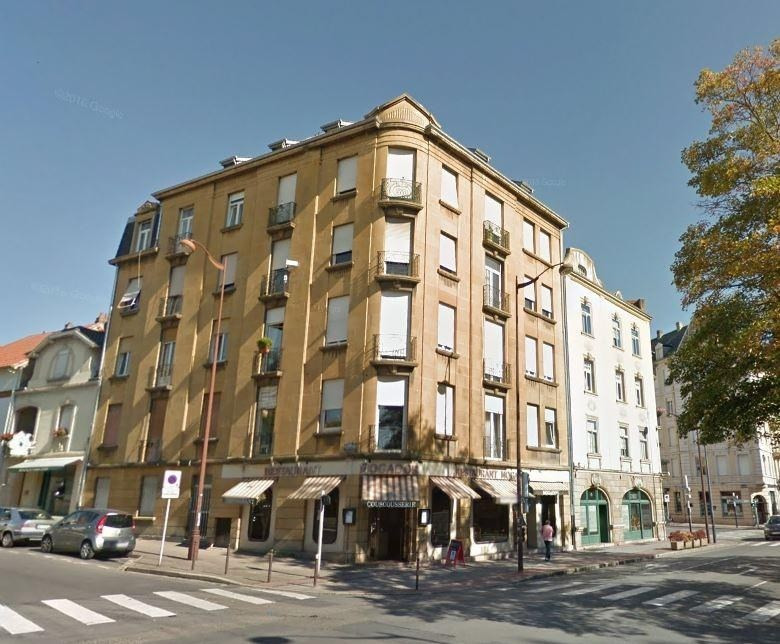 Vente appartement Metz 191700€ - Photo 1