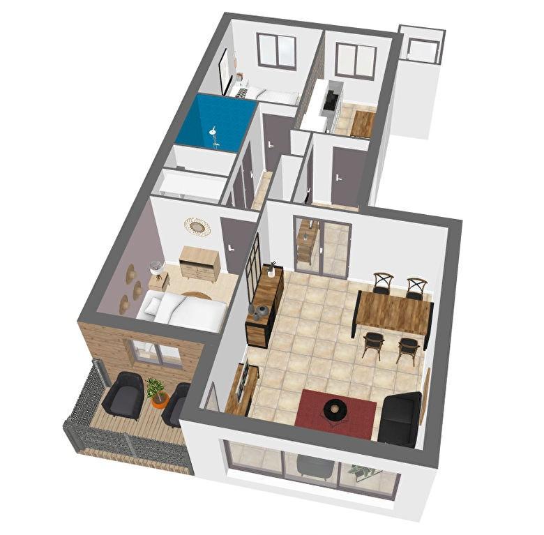 Vente appartement Ris orangis 90000€ - Photo 7