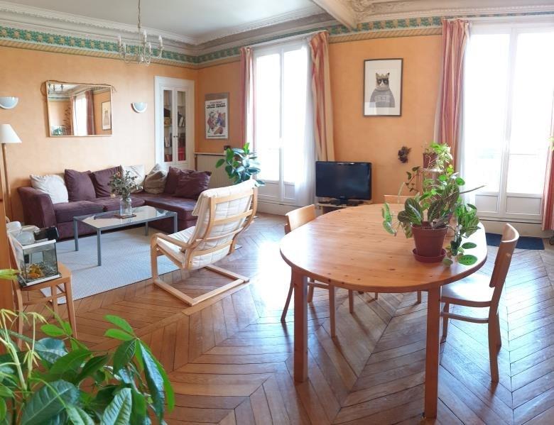 Vente de prestige appartement Paris 11ème 1220000€ - Photo 2