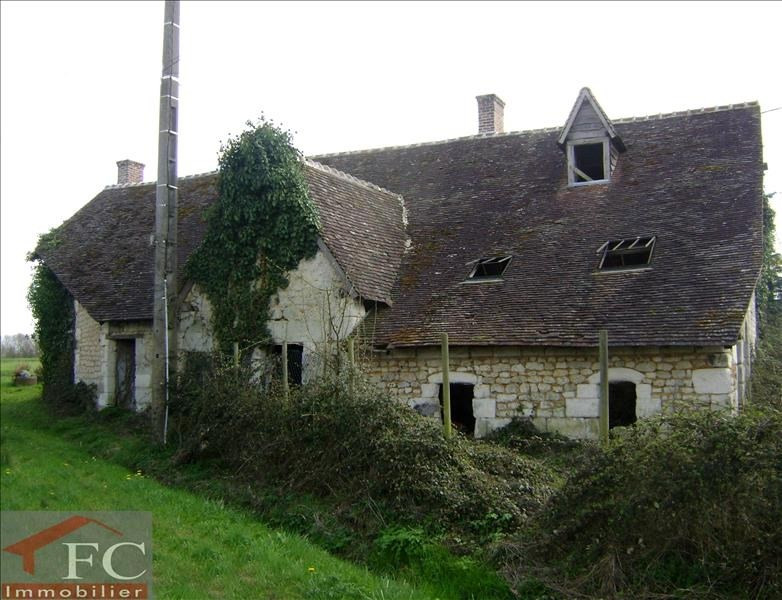 Sale house / villa Prunay cassereau 23 000€ - Picture 2